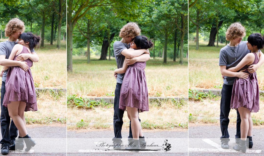 portrait photo, reportage mariage, séance lifestyle, séance photo, session photo de couple, parc de vincennes