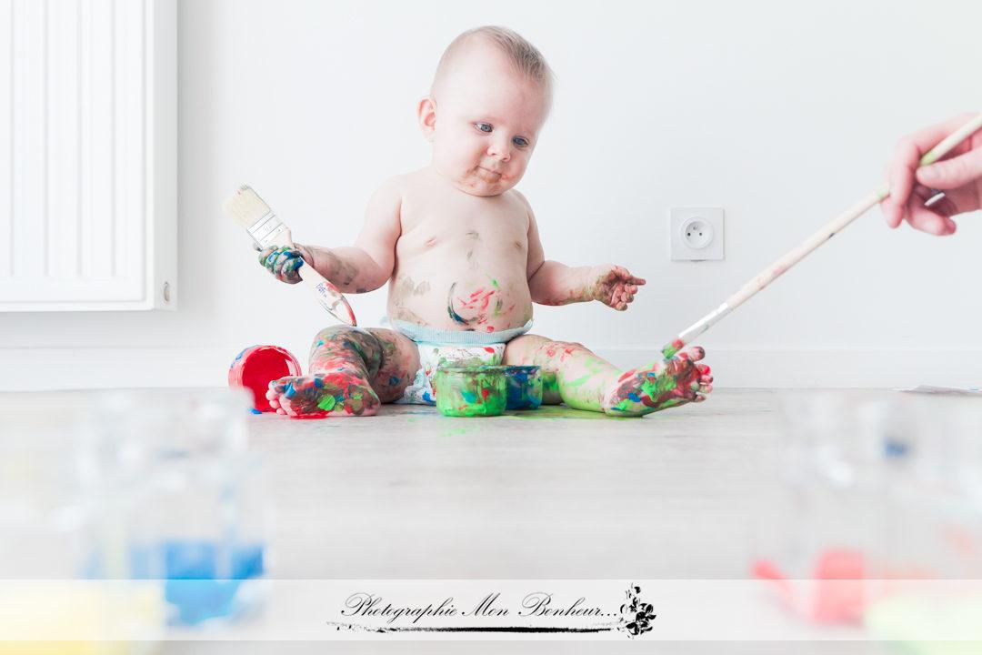 bébé, jeunes parents, lumière naturelle, nouveau-né, petites bouilles, photo bébé, photographe antony, photographe de maternité paris, Photographe de nouveaux-nés, photographe maternité paris, séance naissance à domicile paris, séance photo à domicile, séance photo naissance, séance photo peinture