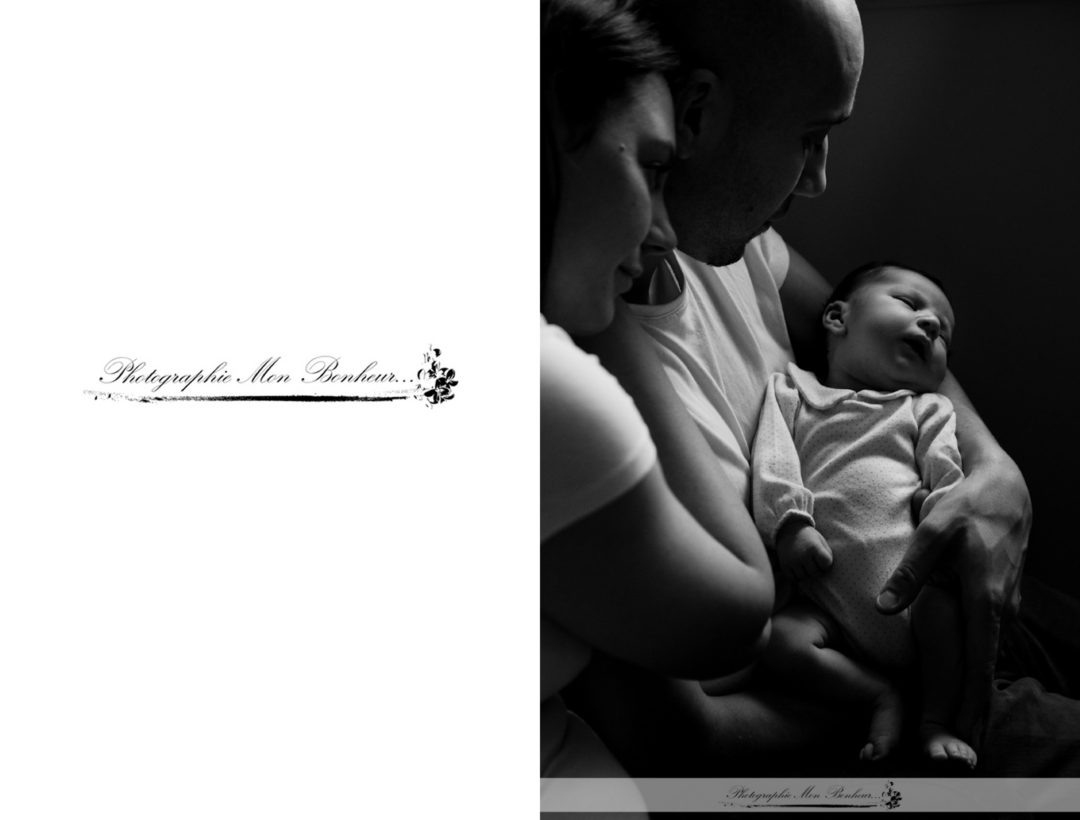 jeunes parents, photo de maternité, photographe femme en région parisienne, séance photo naissance, shooting bébé, shooting photo à paris, studio en lumière du jour